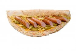 40% Reducere: Hot Dog Special image