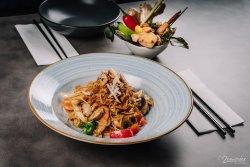 Singapore Noodles Legume image