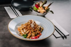 Singapore Noodles Legume&tofu image