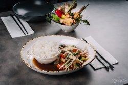 Ginger Dish legume & tofu image