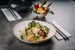 House Rice legume&tofu image