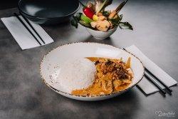 Massaman Curry legume & tofu image