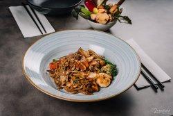 Phad Kee Mao legume&tofu image