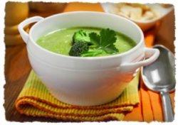 Supă cremă de broccoli image