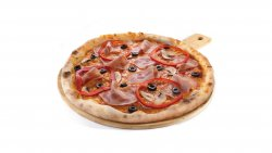 Pizza mesocapricciosa image