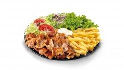 Piatto Kebab curcan - mediu image