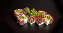 Chimy Beef Roll