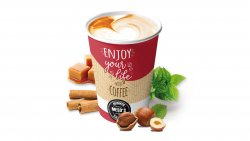 Cappuccino flavor image