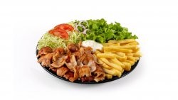 Piatto Kebab pui - mediu image