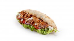 Doner Kebab pui - mare image