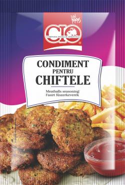 CIO Condiment Chiftele, 20g image