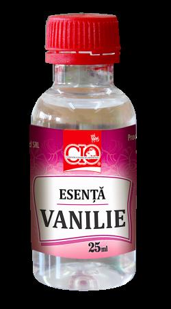 CIO Esenta de Vanilie, 25ml image