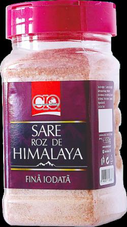 CIO Sare Roz Himalaya, Iodata, Fina 350g image