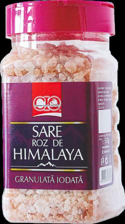 CIO Sare Roz Himalaya, Iodata, Granulata 350g image