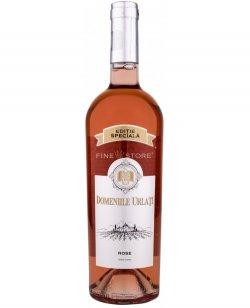 Editie Speciala, Feteasca rose, 0.75L, Domeniile Urlati image