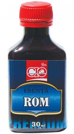 CIO Esenta de Rom, Premium 30ml image