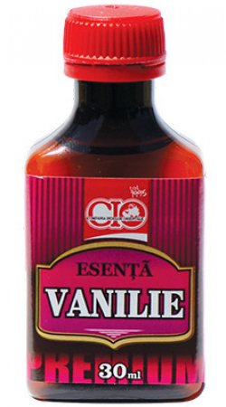 CIO Esenta de Vanilie, Premium 30ml image