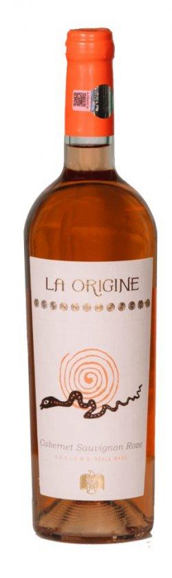 La Origine, Rose, 0.75L, Domeniile Urlati image