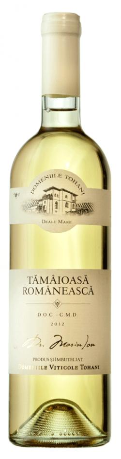 Tamaioasa Romaneasca, 0.75L, Domeniile Tohani image