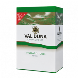 Val Duna, Muscat Ottonel, BiB 3L, Domeniile Oprisor image
