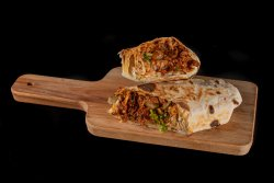 Burritos Grilled Pork  image