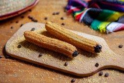 Churros umplut cu ciocolată    image