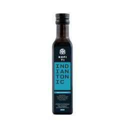 INDIAN TONIC (sirop), 2 litri de apă tonică artizanală dintr-o sticlă de 230 ml image
