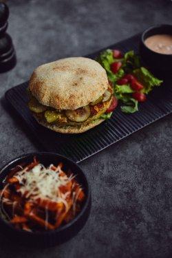 Double Cheesy Burger image