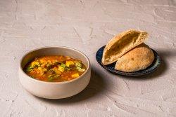 Harira soup image