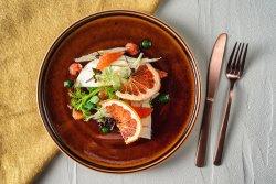 Salată cu fenicul și citrice image