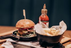 Burger de vită image