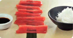 Tuna Sashimi 4 bucăți