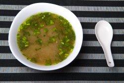 Supă Miso Simplă  image