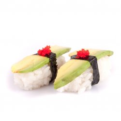 Avocado Nigiri 2 bucăți