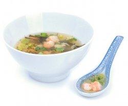 Supă Miso cu Creveți