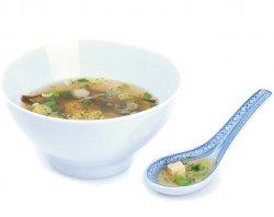 Supă Miso cu Tofu  image
