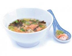 Supă Miso Mixta