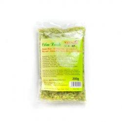 Vietnam green rice image