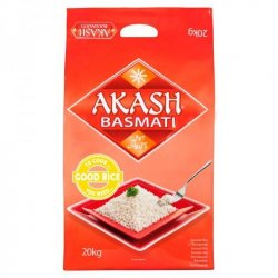 Akash basmati rice image