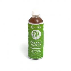 All zen lightly sweetened matcha green tea