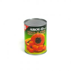 Aroyd-d papaya in syrup