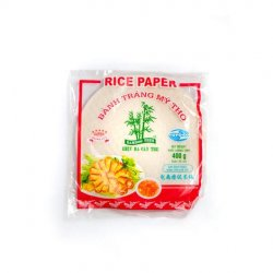 Bamboo tree rice paper for deep fry image