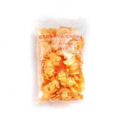 Cassava chips spicy image