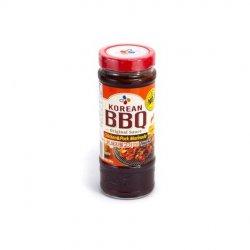 Cj korean bbq hot & spicy (chicken & pork marinade) image
