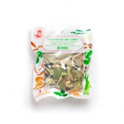 Cock brand dried kaffir lime leaves image