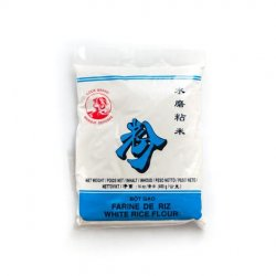 Cock brand with rice flour image