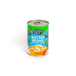 Dr butter beans in salted water image