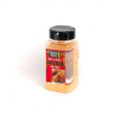 Dr hot & spicy chicken fry mix image