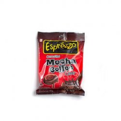 Esprezzo centerfilled mocha coffe candy