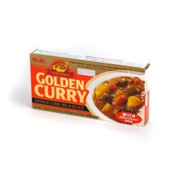 S & b golden curry (mild)